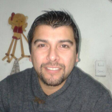 Francisco Colocolino, 35, Santiago, Chile