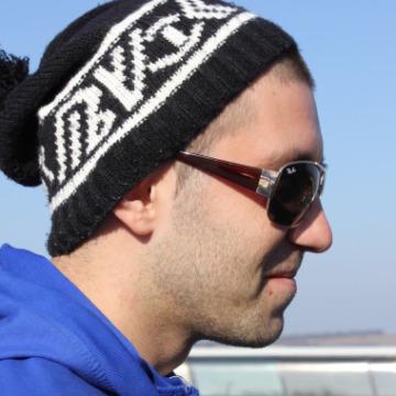 Petko Stoqnov, 28, Burgas, Bulgaria