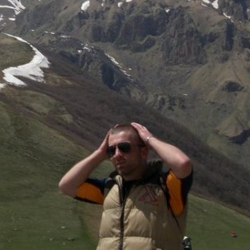 Levan Davidovic, 36, Tbilisi, Georgia