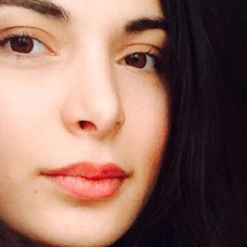 Kristi, 22, Saint Petersburg, Russia
