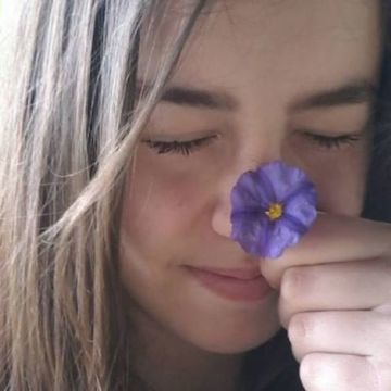 Danae, 20, Athens, Greece