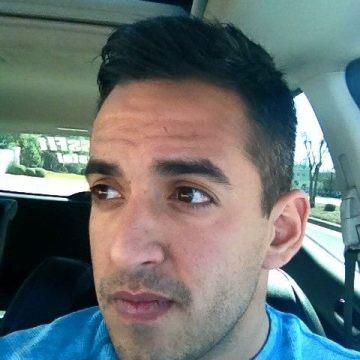 Ezekiel Martinez, 35, Jeddah, Saudi Arabia