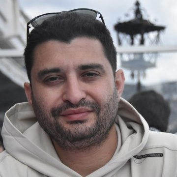 Roman Heiman, 36, Tel-Aviv, Israel