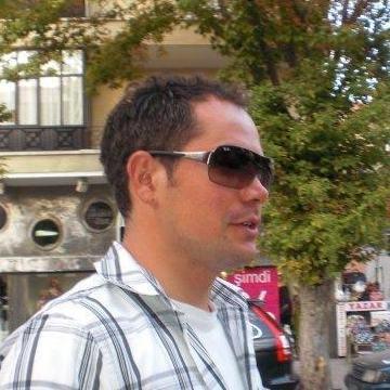 Volkan Kayam, 41, Mersin, Turkey