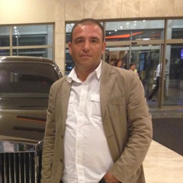 Murat Ankaralı, 41, Antalya, Turkey