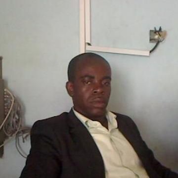 Sampson Acquaye, 44, Accra, Ghana