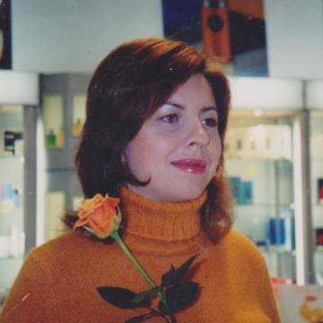 Alina Khomenko, 45, Moscow, Russia
