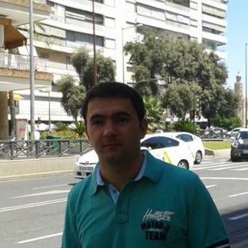 Ramin Semedov, 33, Hajfa, Israel