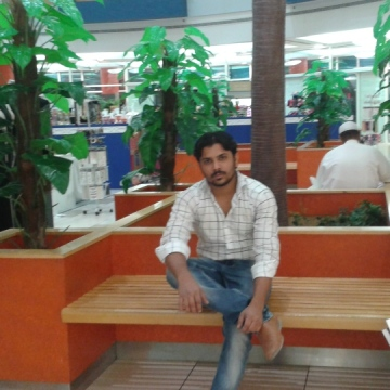 Mulla Samir, 27, Abu Dhabi, United Arab Emirates