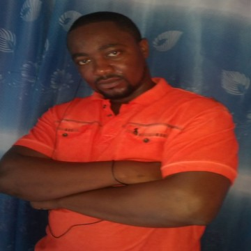 Peter Anyanwu, 28, Owerri, Nigeria