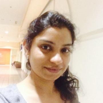 Sharadhi, 29, Green Bay, United States