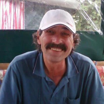 Serdar Tanyolaç, 58, Antalya, Turkey