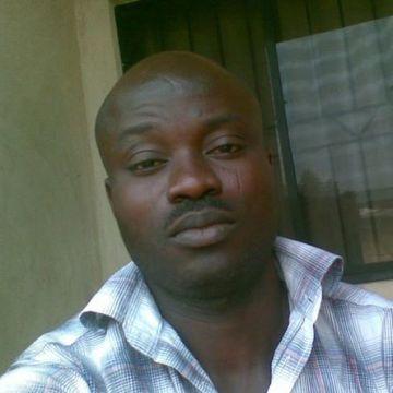 Musibau Fatai, 38, Lagos, Nigeria