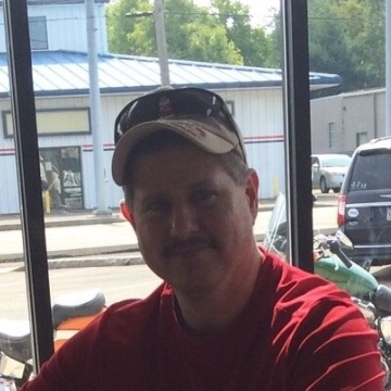 Dan Griffith, 51, Erie, United States