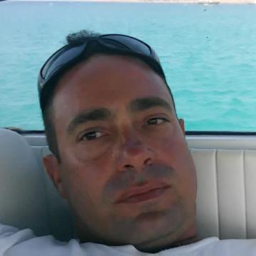 Ariel Baserga, 44, Ibiza, Spain