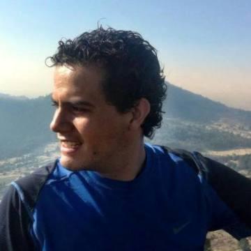 Alex Mendoza, 32, Mexico, Mexico