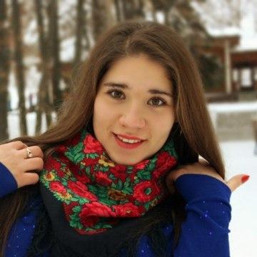 Анастасия, 21, Perm, Russia
