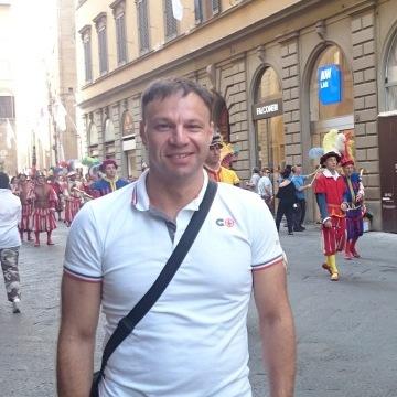 Andrey Batkilin, 41, Riga, Latvia