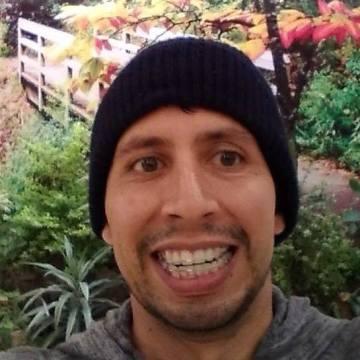 Felipe Ortega, 34, Casanare, Colombia