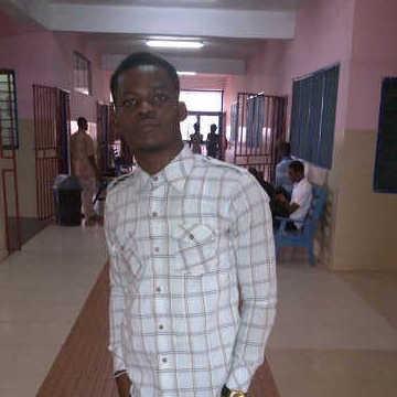 Samsung Samuel, 27, Accra, Ghana