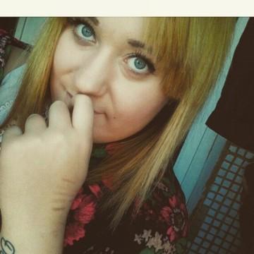 Анастасия, 21, Ekaterinburg, Russia