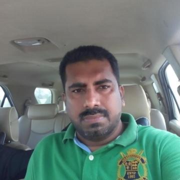 Shachalingal Boss, 38, Jubail, Saudi Arabia