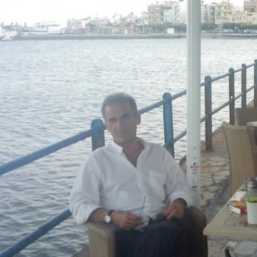 Miltos Maroulis, 62, Ierapetra, Greece