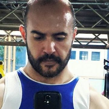 Oscar Guzher, 40, Mexico, Mexico
