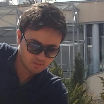 essam, 22, Istanbul, Turkey
