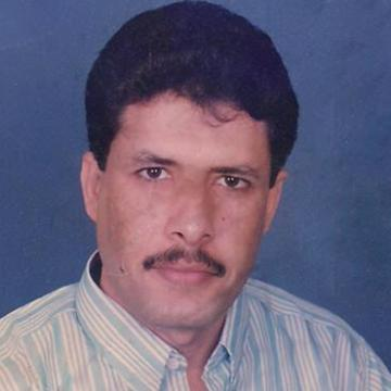 Abou Ahmed Abboud, 54, Cairo, Egypt