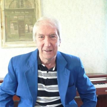 Arthur, 66, Glasgow, United Kingdom
