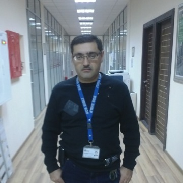 Arastun Gozalov, 39, Baku, Azerbaijan