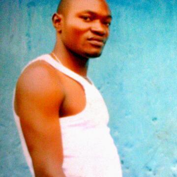 Eze Akudinanwa Ifeanyi, 32, Abu Dhabi, United Arab Emirates