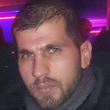 Gökmen, 33, Frankfurt, Germany