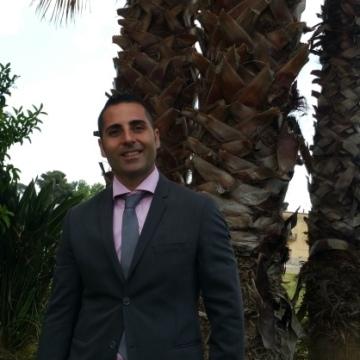 Tony, 34, Policoro, Italy