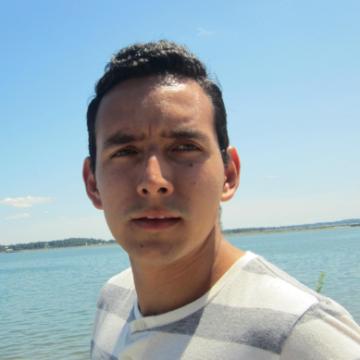Danny, 30, Bogota, Colombia