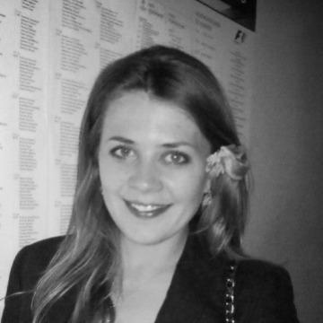 Krystyna Orkush, 27, Kiev, Ukraine