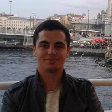 Ismet Demirel, 26, Istanbul, Turkey