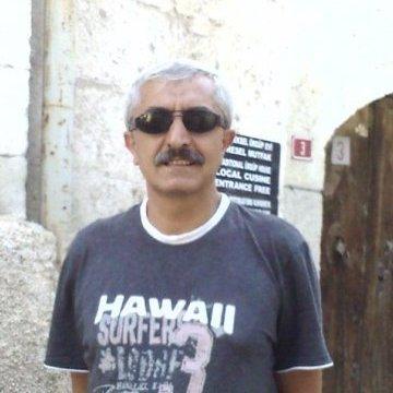 Atila Bulduk, 58, Istanbul, Turkey