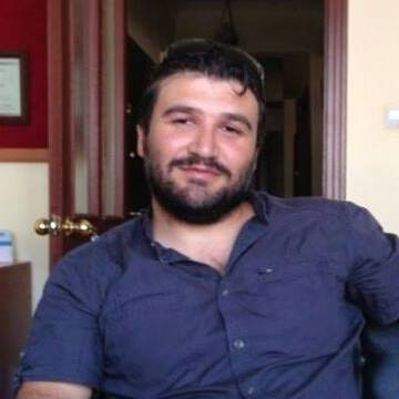 Emre Cem, 37, Istanbul, Turkey
