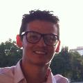Raul Bermudez, 30, Bogota, Colombia