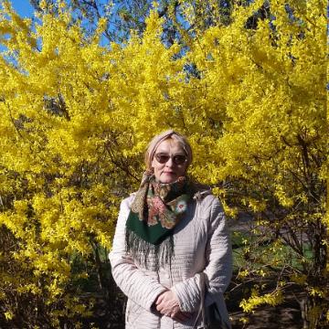 Наталья  Владимировна, 62, Saint Petersburg, Russia
