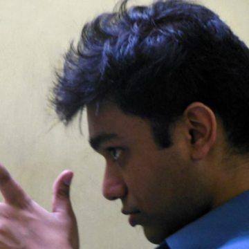 Dipanjan Chowdhury, 31, Kolkata, India