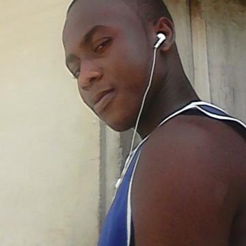 Appiah Forson, 22, Accra, Ghana