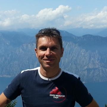 Edo, 44, Trento, Italy