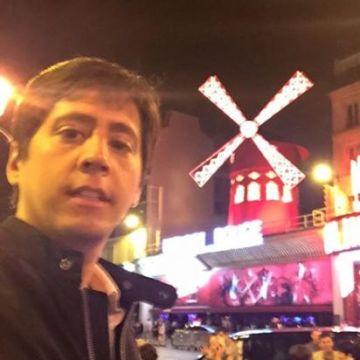 Mario De Mendoza Cisternas, 35, Dublin, Ireland