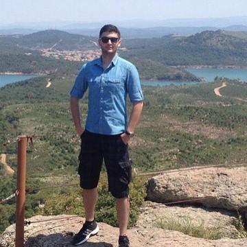 Onur Sepetcioglu, 27, Istanbul, Turkey