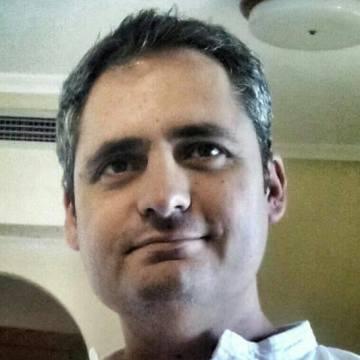Arturo Ortiz, 42, Almeria, Spain