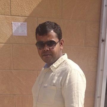 Syed Azam Ishaqi, 31, Riyadh, Iraq
