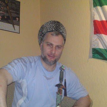 Nasrudin Magamadow, 43, Berlin, Germany